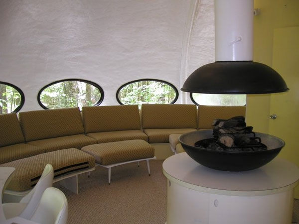 Futuro house available to rent in Arbor Vitae, Wisconsin