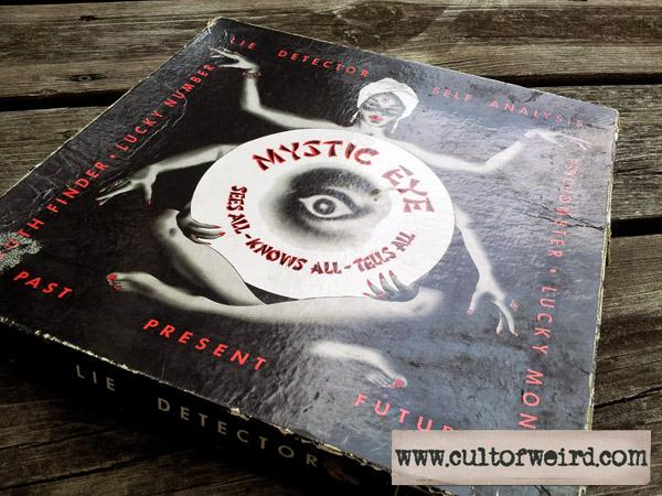 mystic-eye-1953-gameVintage 1953 Mystic Eye divination board game