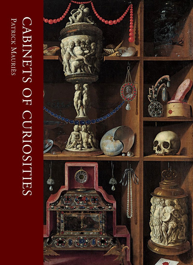 Cabinets of Curiosities book