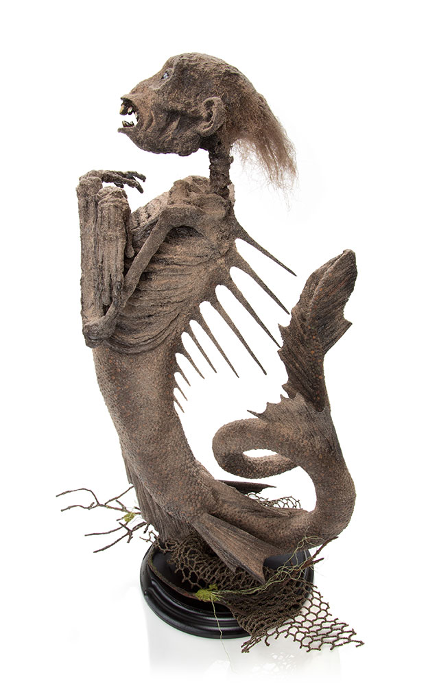 Deluxe Feejee mermaid from The Evolution Store