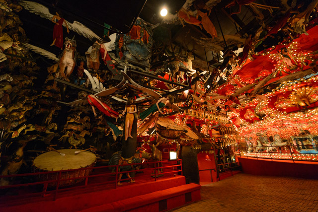 World's largest indoor carousel at the House on the Rock