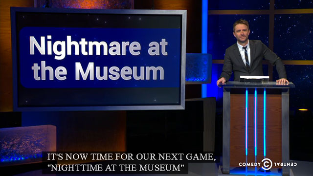 Cult of Weird featured on Comedy Central's @Midnight with Chris Hardwick