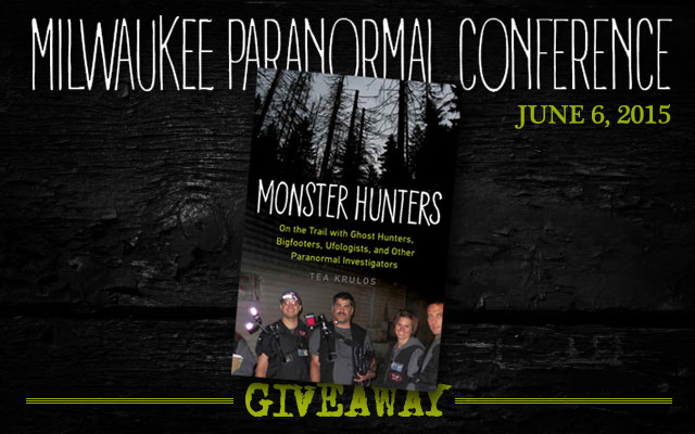 Enter to win prize pack from the upcoming Milwaukee Paranormal Conference