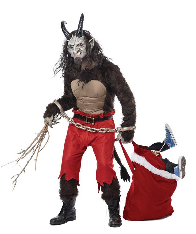 Krampus costume