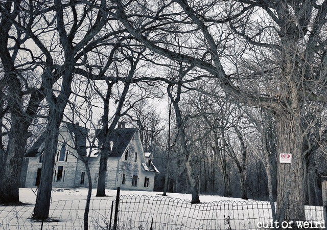 The historical Witherell House in Fond du Lac