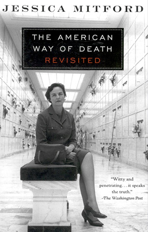 The American Way of Death by Jessica Mitford
