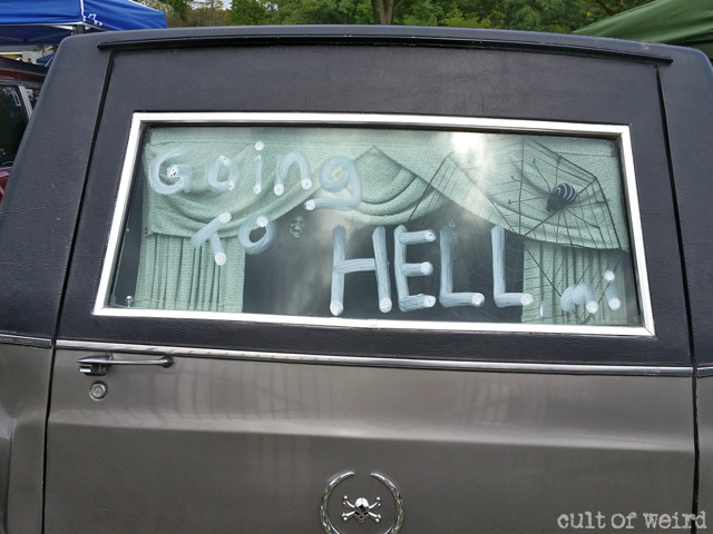 Going to Hell...for Hearsefest