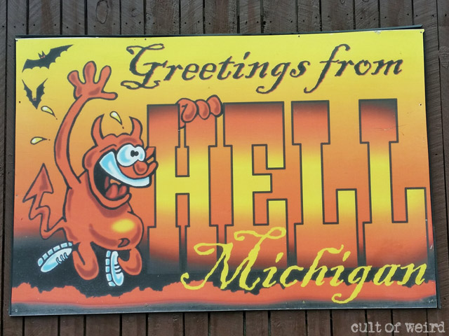 Greetings from Hell, MI