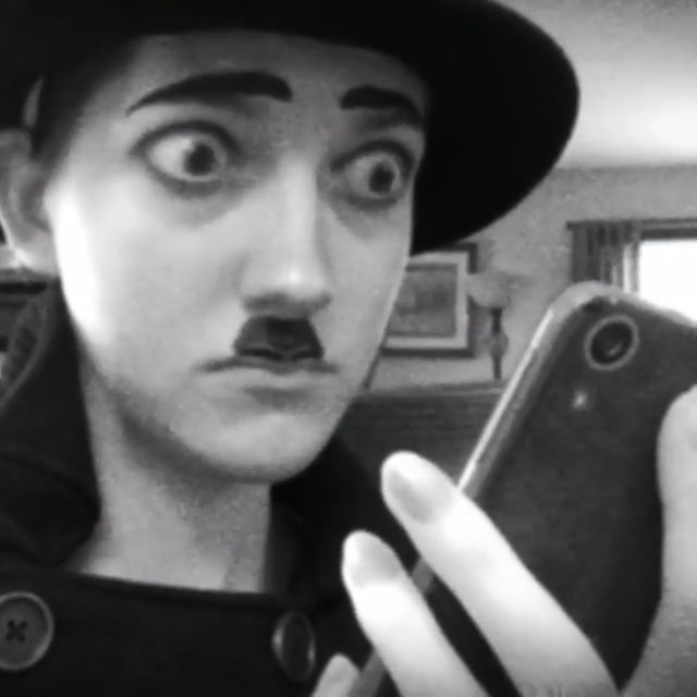 Charlie Chaplin video