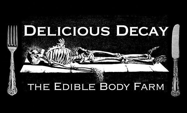 Delicious Decay: Edible Body Farm Halloween event at Barts Pathology Museum