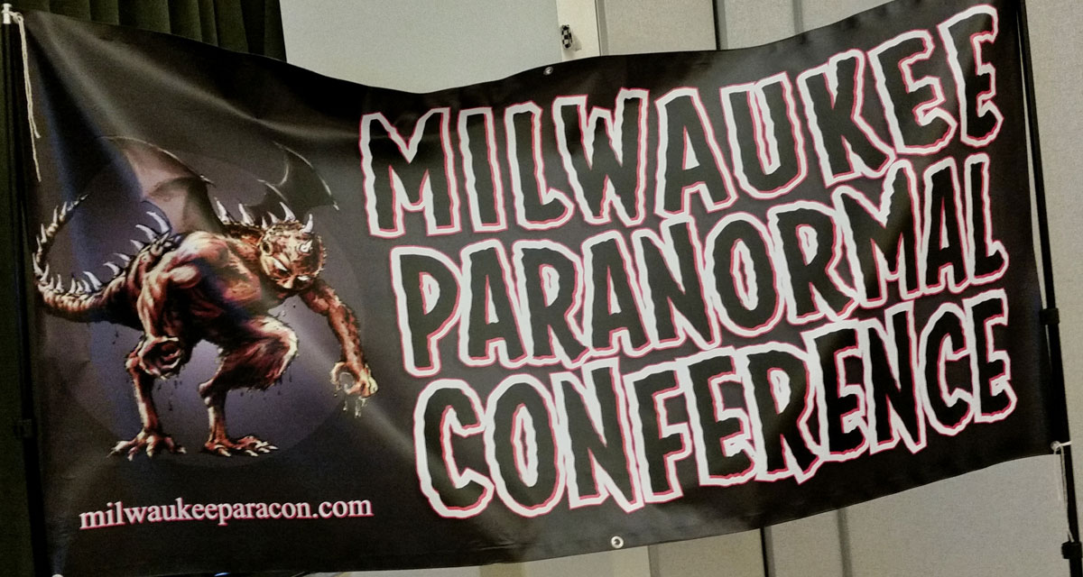 Milwaukee Paranormal Conference 2019