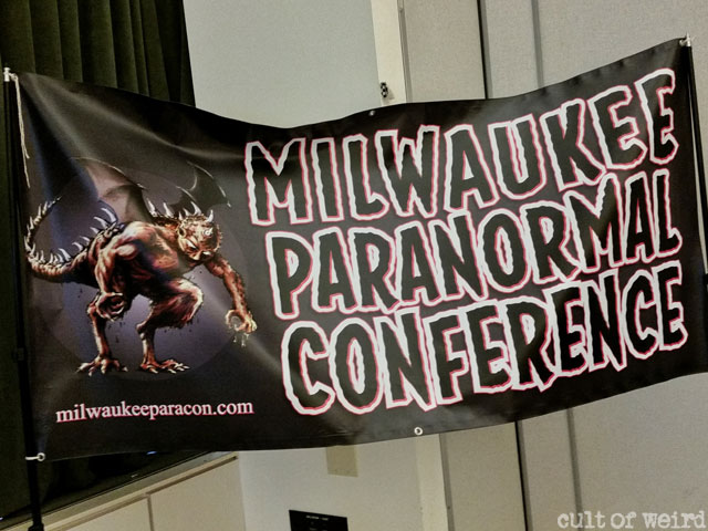 Milwaukee Paranormal Conference 2016