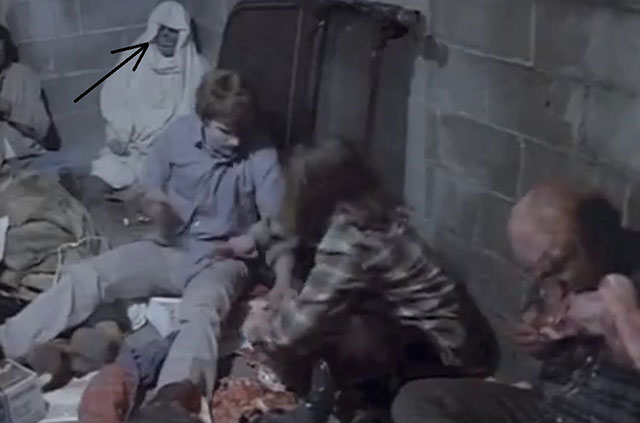 Odd Fellows skeleton used by Tom Savini in Dawn of the Dead