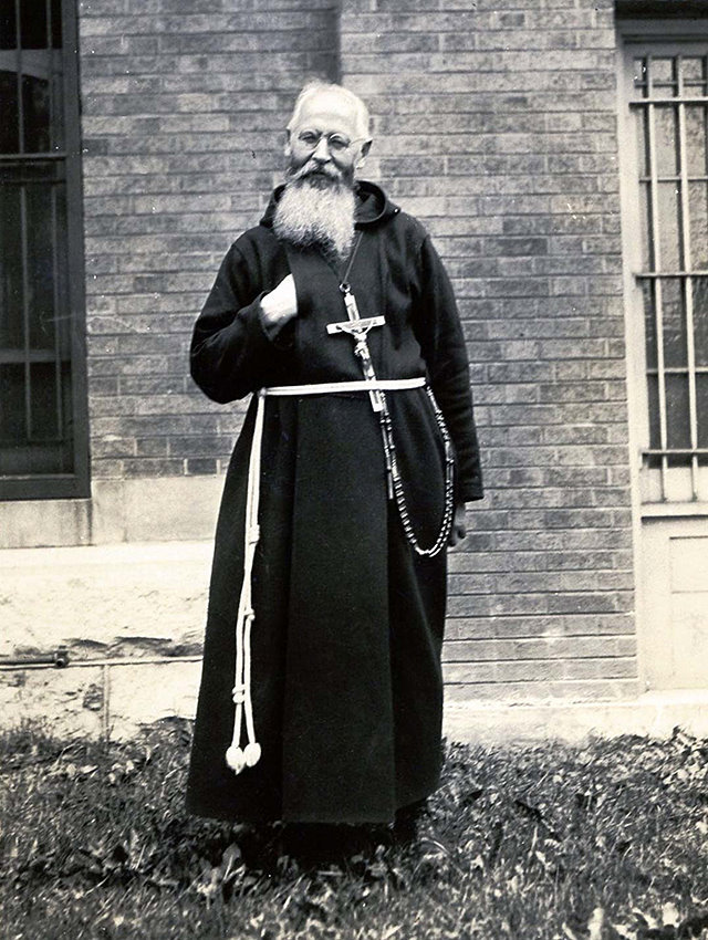 Wisconsin exorcist Theophilus Riesinger