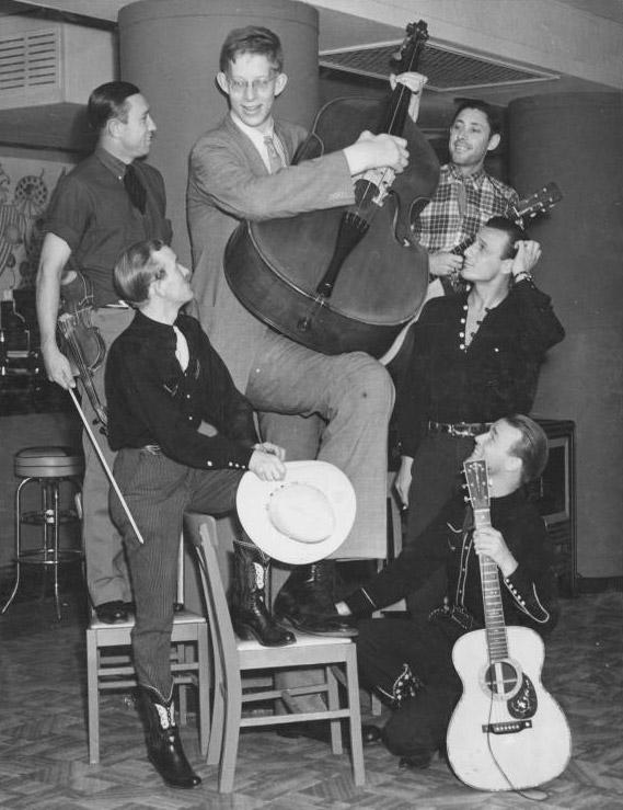 Robert Wadlow at the Texas Centennial in 1936