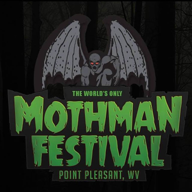 Mothman Festival in Point Pleasant, WV