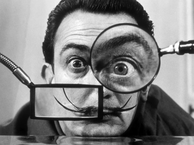 Salvador Dali to be exhumed for paternity test