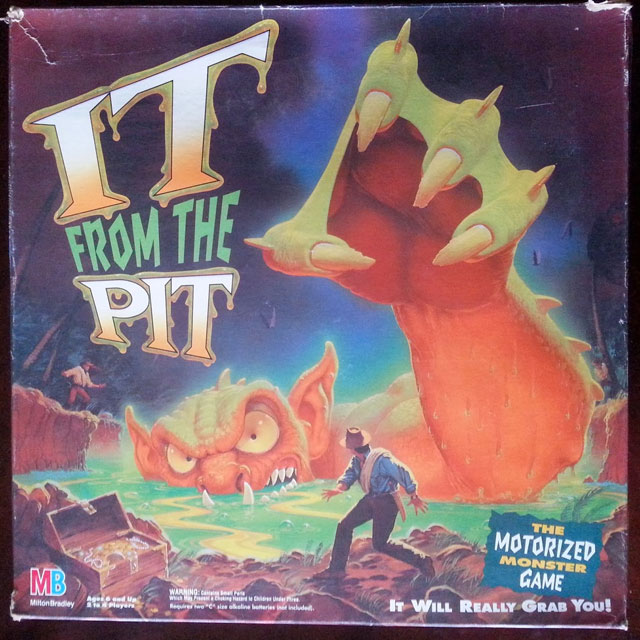It from the Pit board game