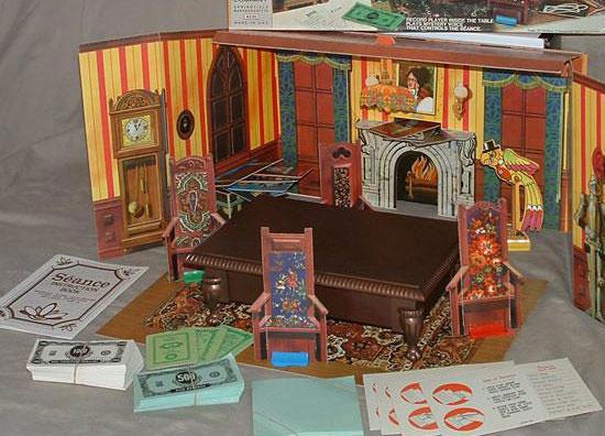 Seance vintage board game