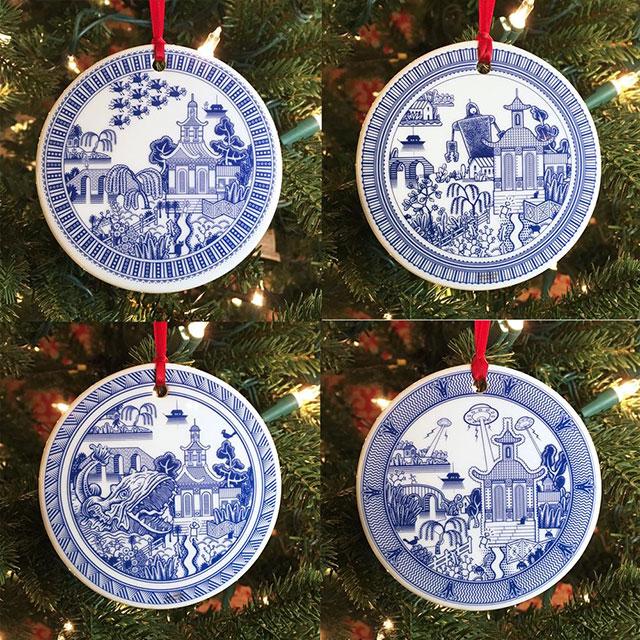 Calamityware Ornaments