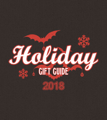 Cult of Weird Holiday Gift Guide