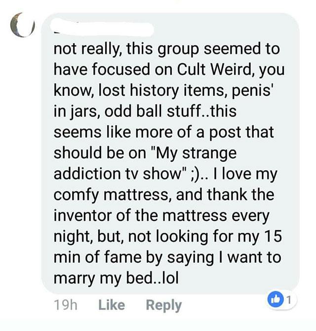 Cult of Not Weird