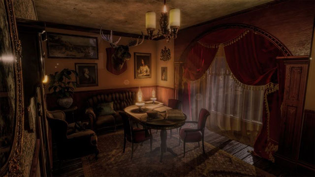 A look inside H.H. Holmes murder castle from upcoming VR game