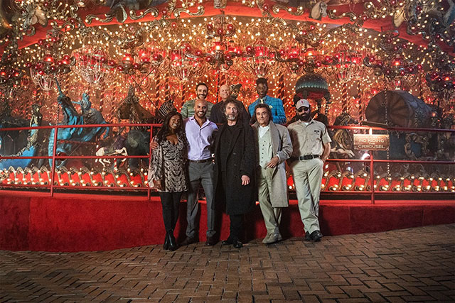 Neil Gaiman and the American Gods at House on the Rock