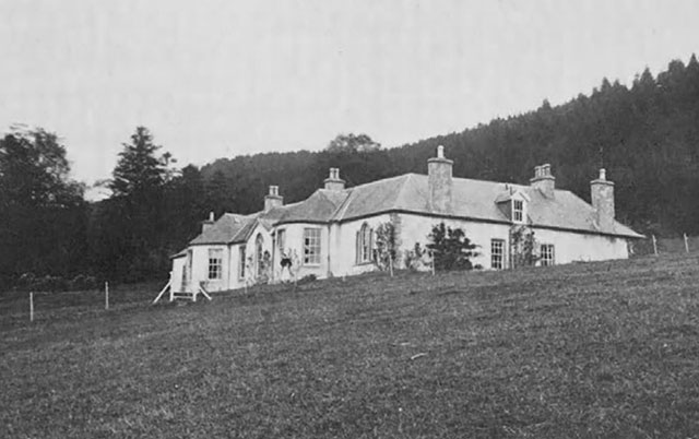 Boleskine House in 1912