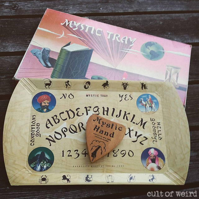 Hasko Mystic Tray ouija board